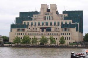 MI6 Flag