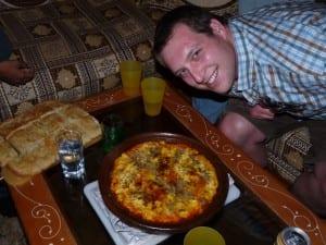 The chef and his kofta