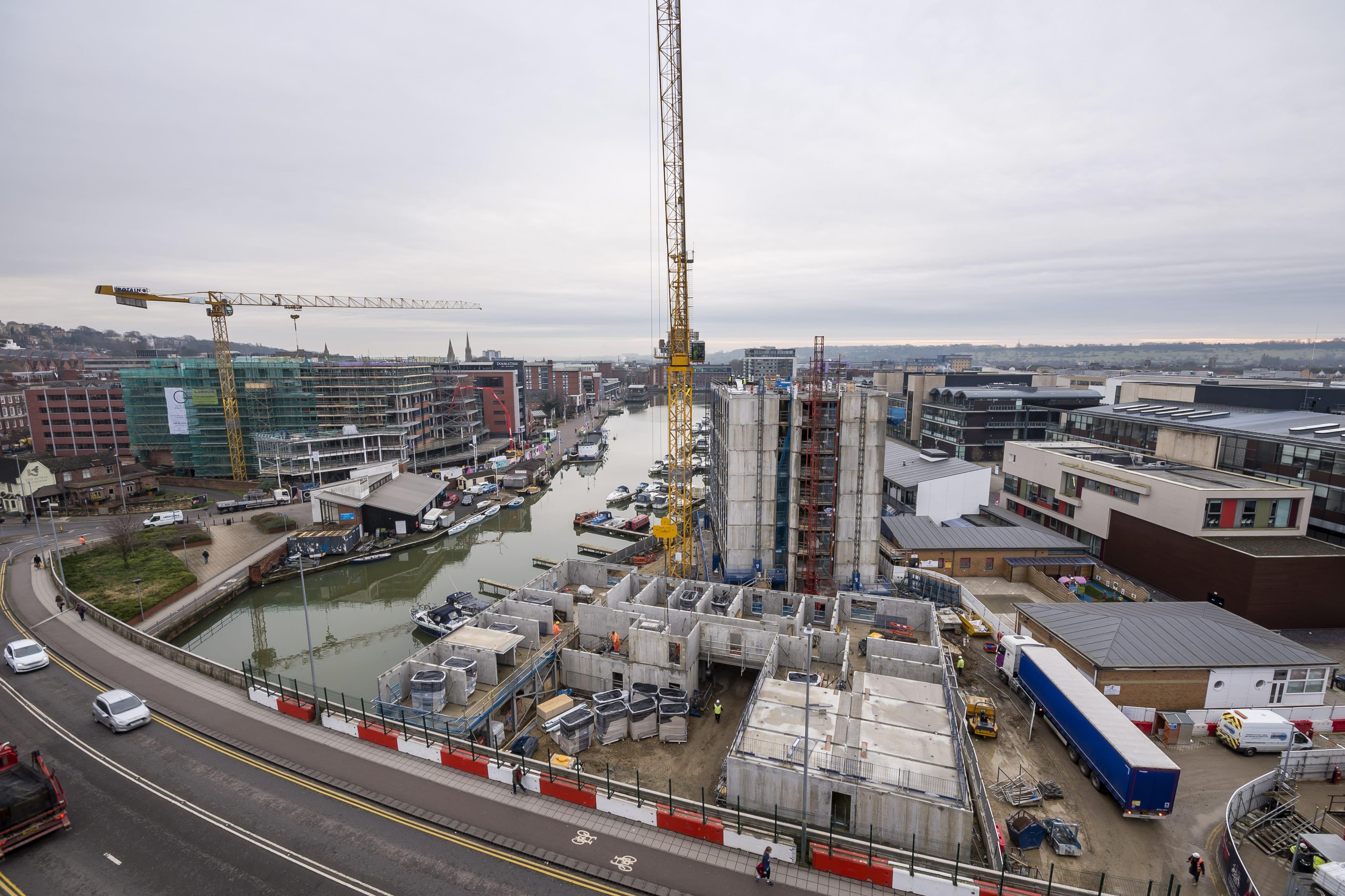 Cygnet Wharf - Bowmer and Kirkland