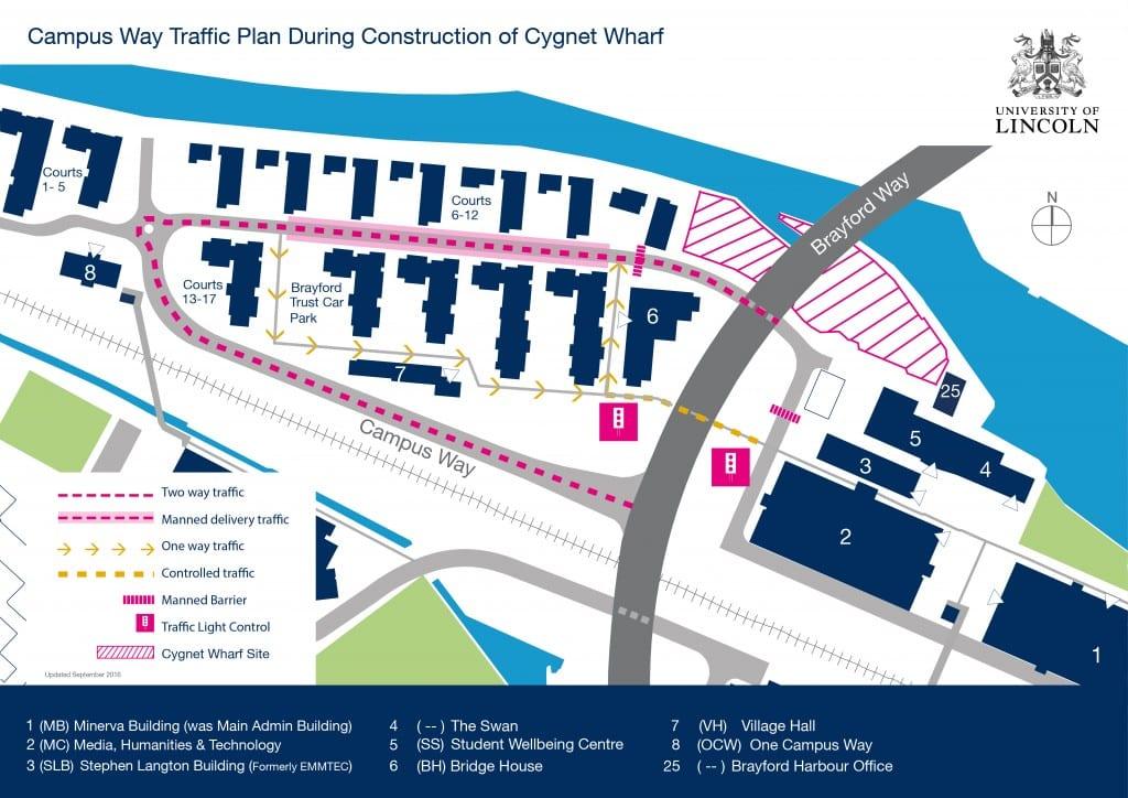 Cygnet Wharf  Estates Amp Campus Services