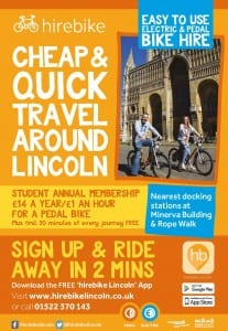 University of Lincoln Students