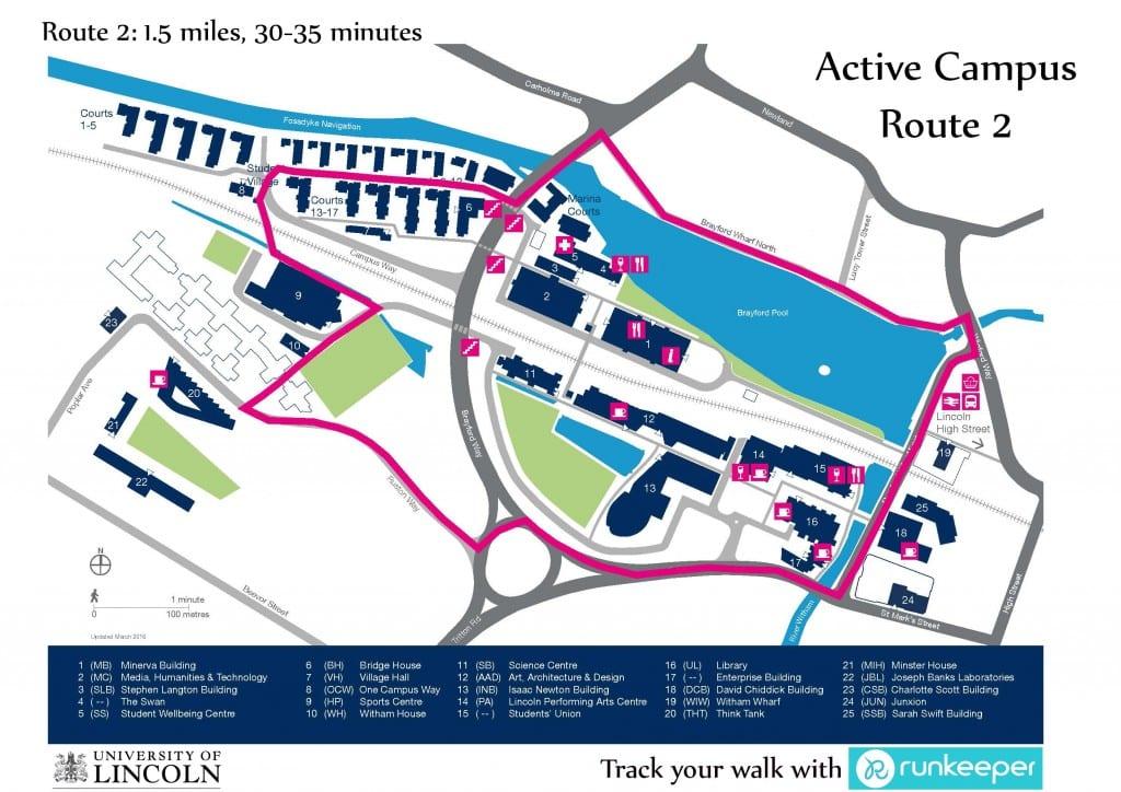 Walking Route 2.2