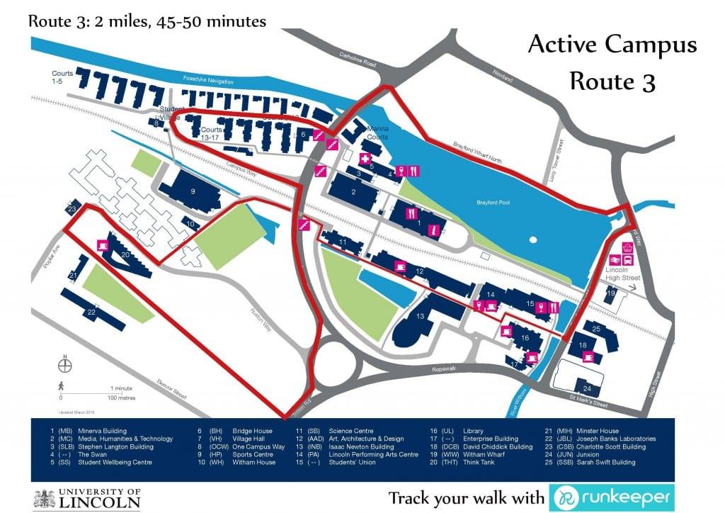 Walking Route 3.2