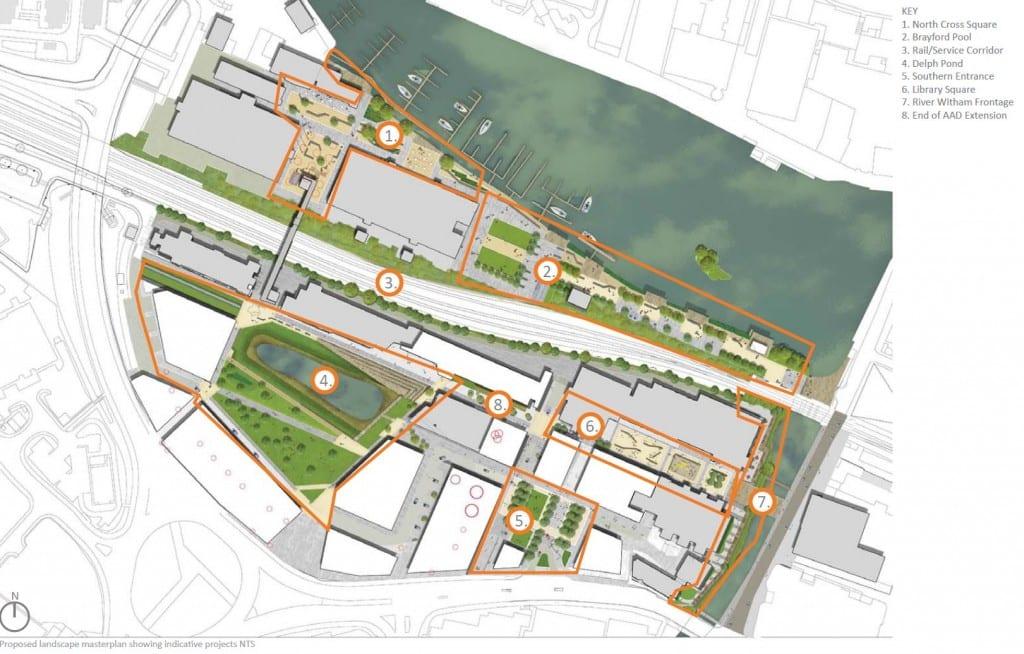 Landscaping Masterplan 2013