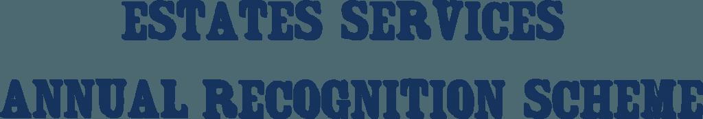 Estates Recognition Header