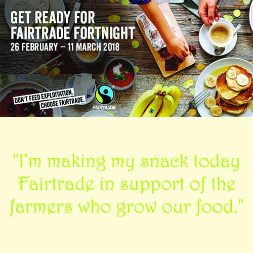 fairtrade snack meme