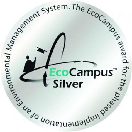 EcoCampus Silver Logo