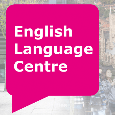 English Language Centre Llogo