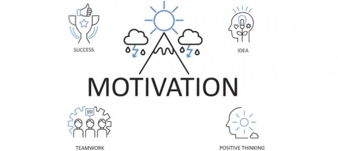 5 Top Tips… for Motivation