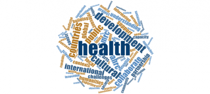 MRC/AHRC GCRF Global Public Health; Partnership Awards pre-call announcement