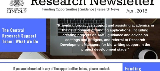 Funding Opportunities | College of Science
