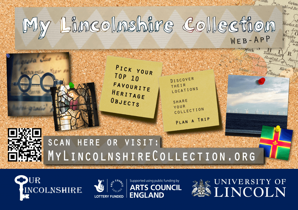 My Lincolnshire Collection Poster