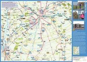 Cycle Map - Lincoln & Surrounding area 2015_Page_1