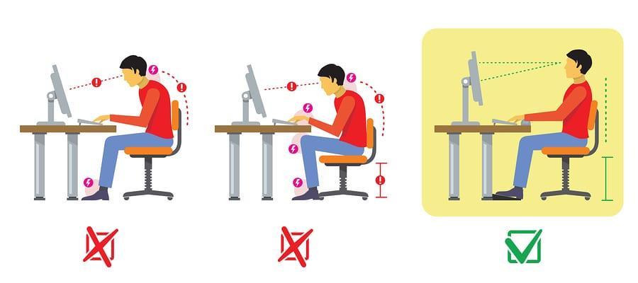 Back-pain-at-desk
