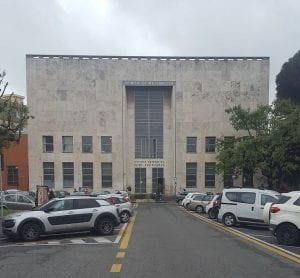 School of Mathematics building by Ponti