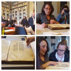 Rare books and manuscripts