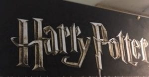 Picture of the words 'Harry Potter'