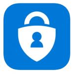 Microsoft Authenticator App Icon.