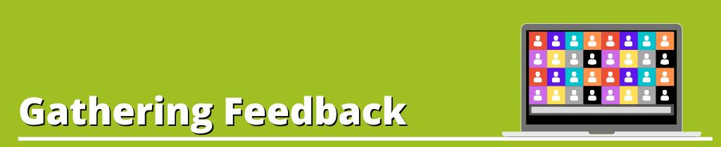 Image text [Gathering feedback]