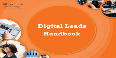 [Image with link description.]  Image is decorative and redirects to the Digital Leads' Handbook.