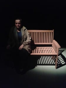The empty seat. (Olerenshaw, 2014)