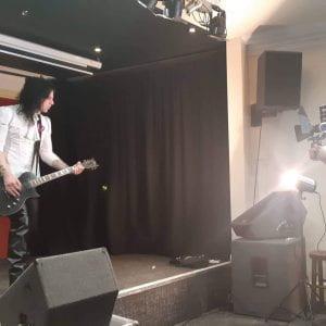 Performance scene