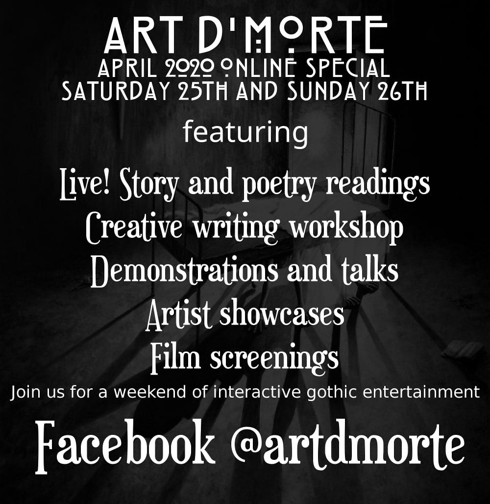 Art D'Morte Flyer