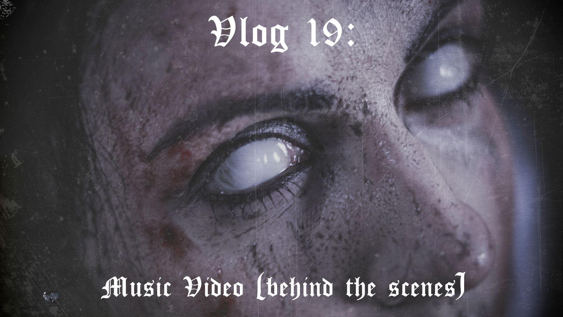 Behind the scenes vlog