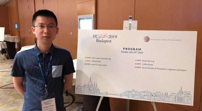 International Joint Conference on Neural Networks (IJCNN) July 2019