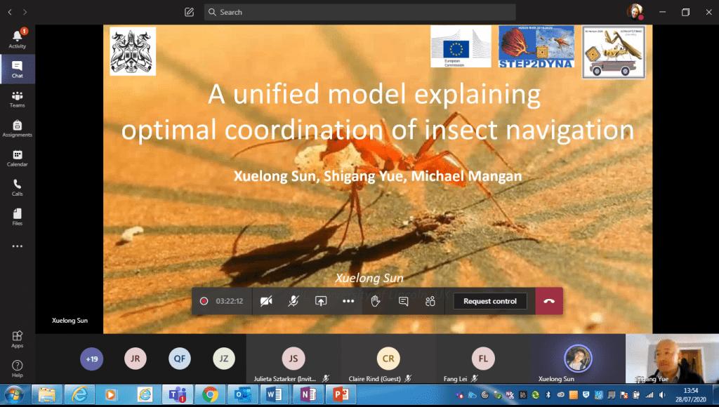 ULTRACEPT Workshop 2 Xuelong Sun presentation