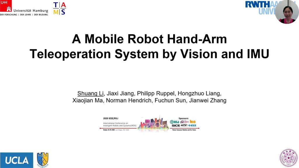 Shuang Li Introduction to Robotics ULTRACEPT Work Package 4