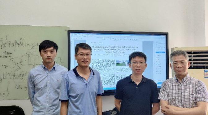 Hongxin Wang on secondment at Guangzhou University