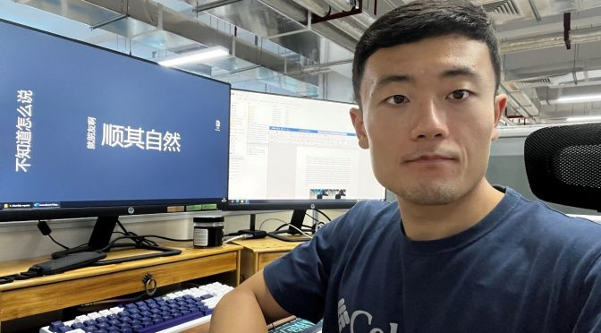University of Lincoln Researcher Completes 12 Month Secondment in China