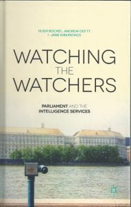 Watching the Watchers cover