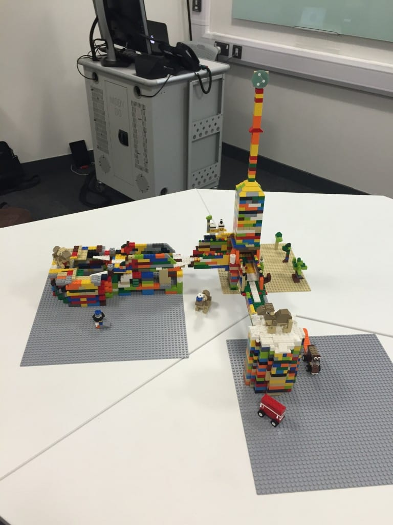 lego structure