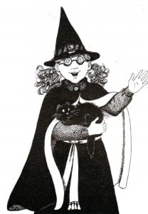 Worst witch books age group