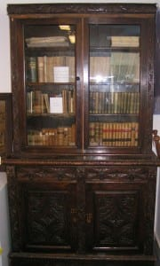 rosamund bookcase