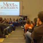 Bird's eye view: Graduate Question Time