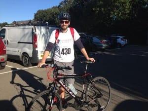 Graham-Cooper's-bikeand frequencyT-shirt_Sept2013
