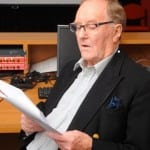Robert Hardy_with script