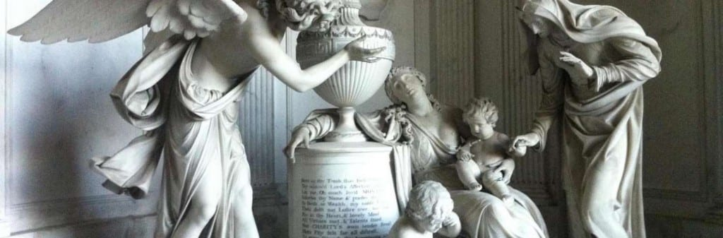 Conservation project_Monument to Lady Montagu_Northants