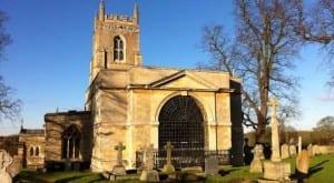 Conservation_Montagu Monuments_St Edmunds Church, Northants
