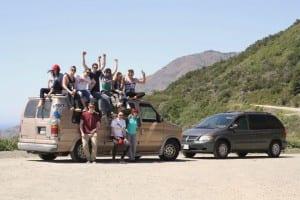 Rachael White-road trip