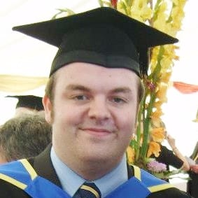 Simon Ross, Class of 2012 audio assistant