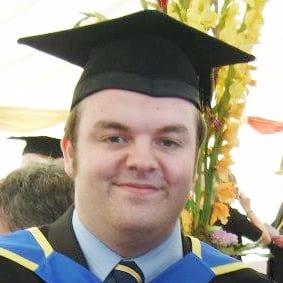 Simon Ross, Class of 2012 audio assistant