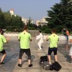 LookingChijna2014_Tai-Chi-lesson