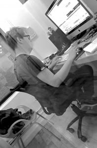 Master at work