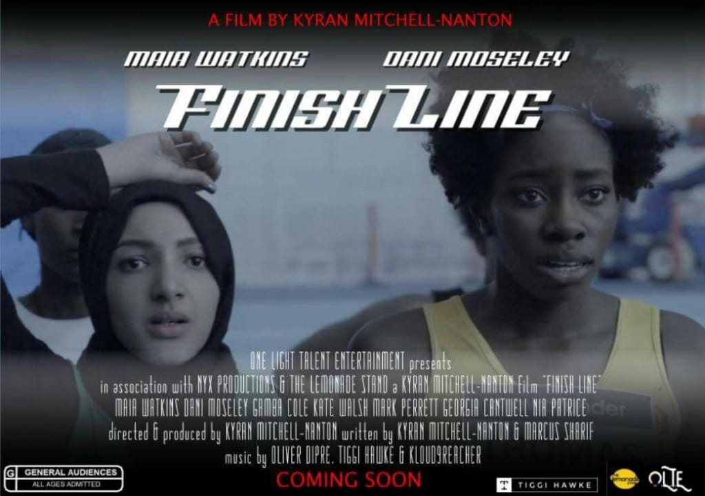 Finish Line (2017) short