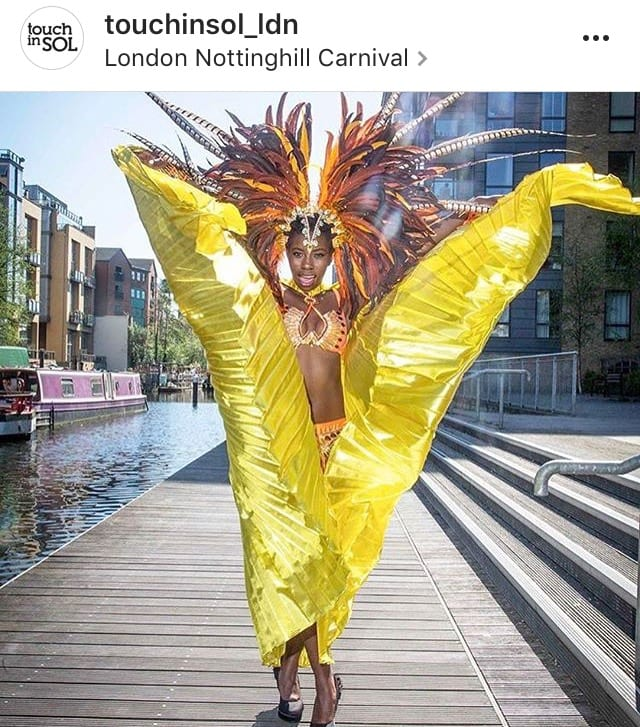 Notting Hill Carnival shoot