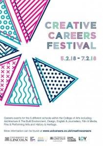 CreativeCareersFest-poster-Feb2018